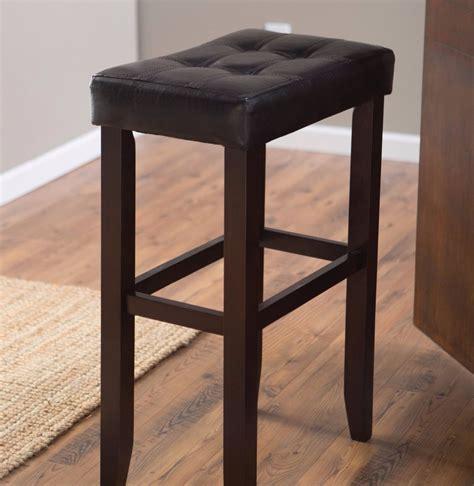 kitchen countertop stools saddle bar stool
