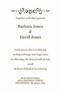 sample wedding invitation wording also i like this but don With wedding invitation wording invite you to share in the joy