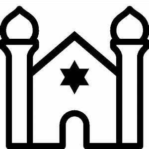 City Synagogue Icon | iOS 7 Iconset | Icons8