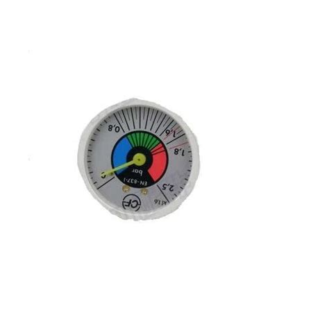 Many people are asking me where did i source my gauge, i looked everywhere for this and a friend found it. La Cimbali Coffee Machine Pressure Gauge / Manometer-in Coffee Maker Parts from Home Appliances ...