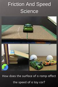 Friction And Speed Lab  Experiment With Ramps And Cars