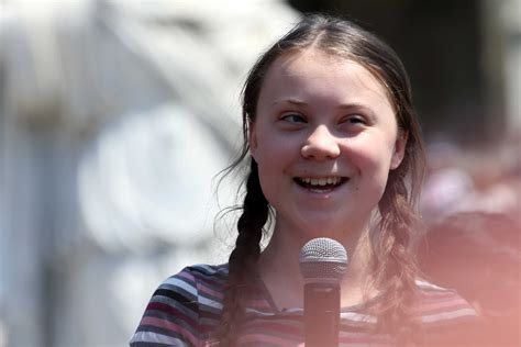 Down Syndrome Activist Greta Thunberg To Prevent Bad
