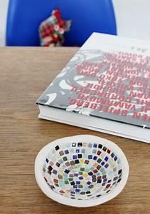 Schalen Deko Ideen : bastelideen mit papier und ton deko schalen selber machen ~ Whattoseeinmadrid.com Haus und Dekorationen