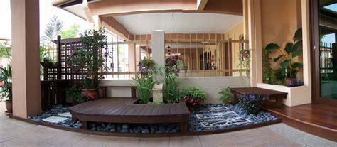 Deco laman tepi rumah : Hiasan Halaman Rumah Teres | Desainrumahid.com