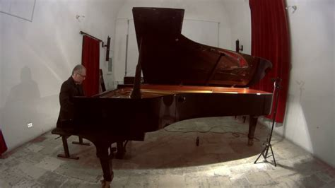 Jazz Recital Gianni Lenoci_piano Solo