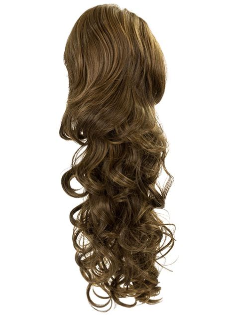 molly bump up volume curly ponytail archives koko couture