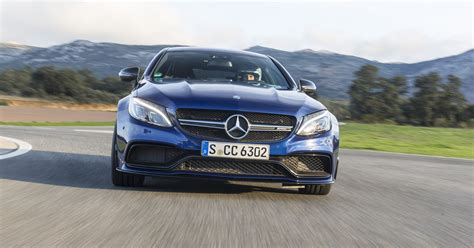 2016 Mercedes-amg C63 S Coupe Review