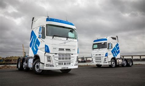 maze logistics solutions takes delivery    tonne