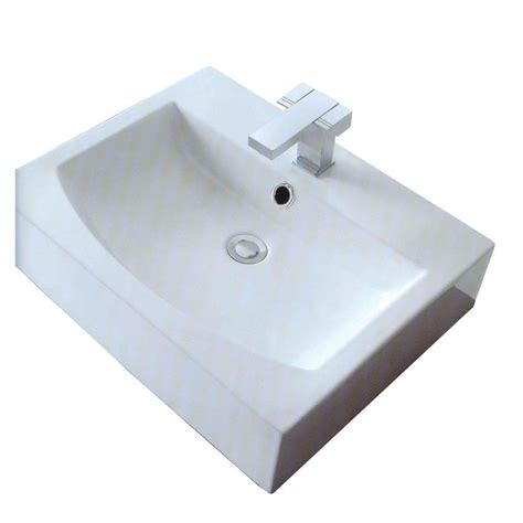 mustee 24 in x 24 in x 10 in service mop basin for 3 in
