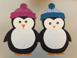 Basteln Winter Vorlagen : pinguin bastelvorlage carsmalvorlage store ~ Watch28wear.com Haus und Dekorationen