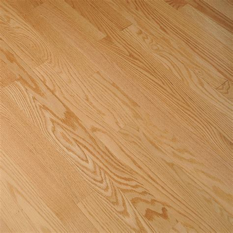 3 1 4 wood flooring bruce bayport oak natural 3 4 in thick x 2 1 4 in wide x varying length solid hardwood