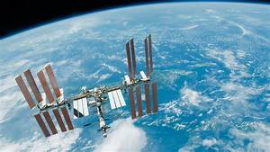 International Space Station makes 100,000th orbit of Earth ...