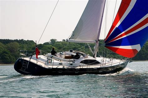 2014 Oyster 545  Picture 551961  Boat Review @ Top Speed