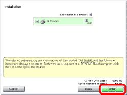 This is an online installation software to help you to perform initial setup of your printer on a pc (either usb. imageRUNNER 1025/1025N/1025iF e-Manual - Network Connection