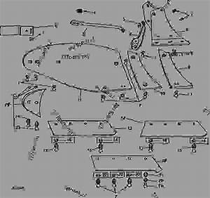 29 John Deere Plow Parts Diagram