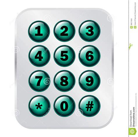 phone number pad phone number key pad stock images image 38671064