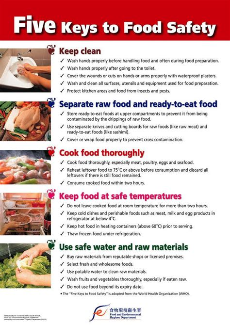 hyg a cuisines 47 best food safety images on