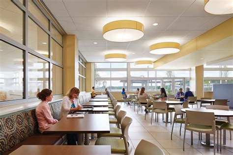 home and interiors magazine hospitals take a fresh look on cafeteria design health