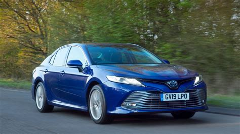 Toyota Camry Saloon (2019 - ) review   Auto Trader UK