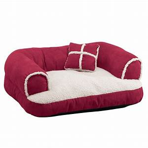 comfy pet bed couch with pillow by collections etc ebay With comfy pillows for bed