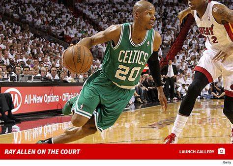Rival Basketball Team Over And Molested Him ray allen accuser says they had gay relationship nba star