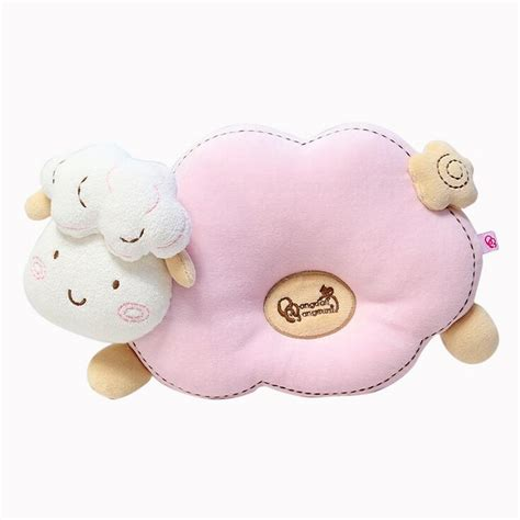 baby neck pillow baby infant sleeping pillow neck positioner prevent flat