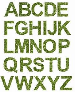 Meadow alphabet for Embroidery prices per letter