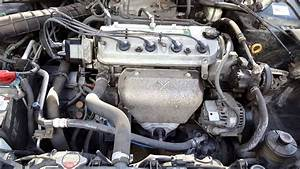 1999 Honda Accord 2 3l Ulev-vtec Engine