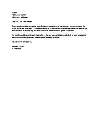 write  business   note  sample notes