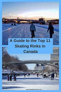 A Guide To The Top 11 Outdoor Skating Rinks In Canada