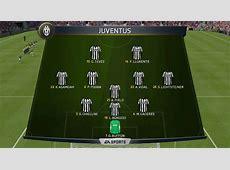 Juventus Turin Aufstellung lowblogging
