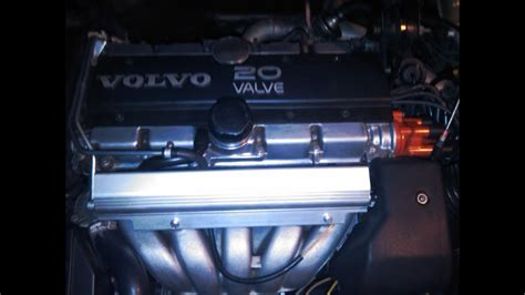 volvo  engine start pcv check youtube