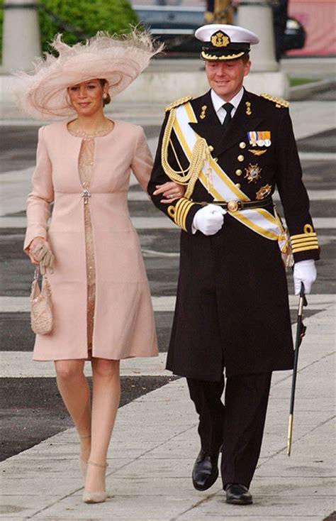 prince felipe  princess letizias wedding photo