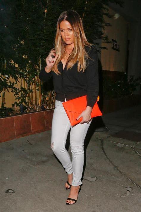 Khloe Kardashian's perfect date-night style
