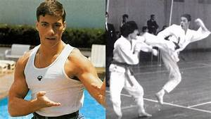 Watch  Rare Footage Of Jean Claude Van Damme Fighting For Real