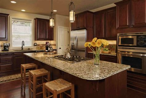 Kitchen Cupboard Tops by Top 10 Materials For Kitchen Countertops