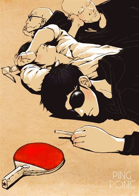 Ping Pong The Animation Wallpaper - ping pong the animation image 1708631 zerochan anime