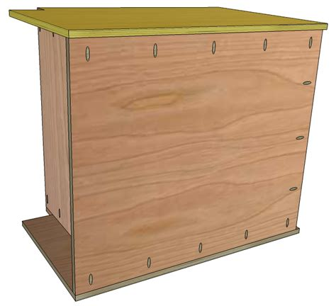 building frameless cabinets how to build frameless base cabinets 285   BaseCabinet 3 OtherSide