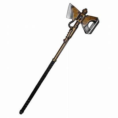 Hammer Marteau Polsterwaffe Arme Vibro Moon Dark