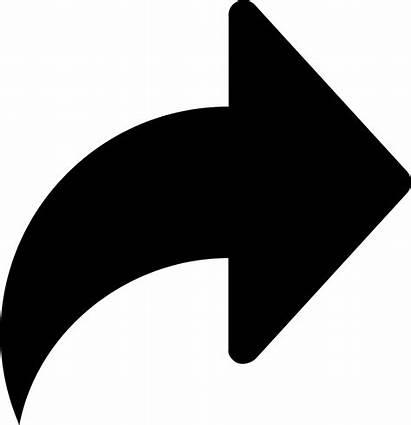 Arrow Symbol Right Icon Svg Onlinewebfonts Cdr