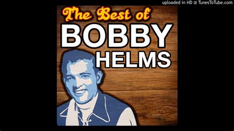 bobby helms angel song bobby helms my special angel youtube