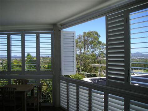 aluminium outdoor shutters adjustable louvre shutters