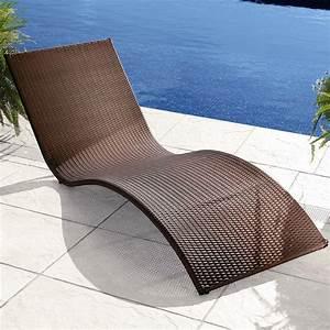 Sonnenliege Rattan Günstig : rattanliege curve sonnenliege luxus gartenliege rattan ebay ~ Indierocktalk.com Haus und Dekorationen