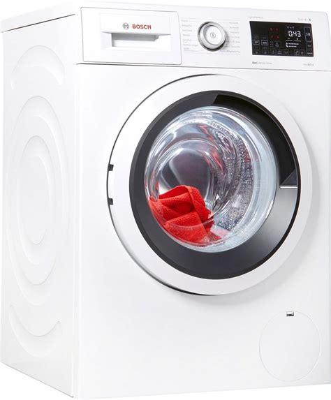 bosch waschmaschine 6 kg bosch waschmaschine serie 6 wat285v0 8 kg 1400 u min flecken automatik kaufen otto