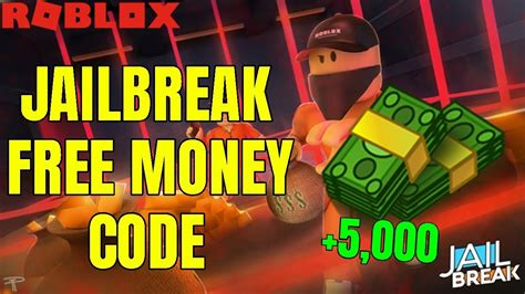 Here we have given a list of some free google play codes for you: Jailbreak Roblox Free Money Code   How To Get Free Robux ...