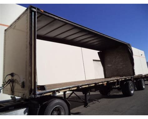 1997 alloy trailers curtain side trailer for sale