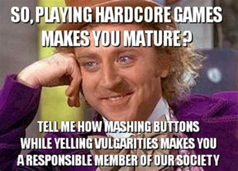 So Hard Core Meme - willy wonka meme sarcastic tell me more meme