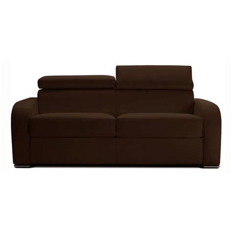 appui tete canapé canapé cuir avec appuis tête ajustables meilleur prix