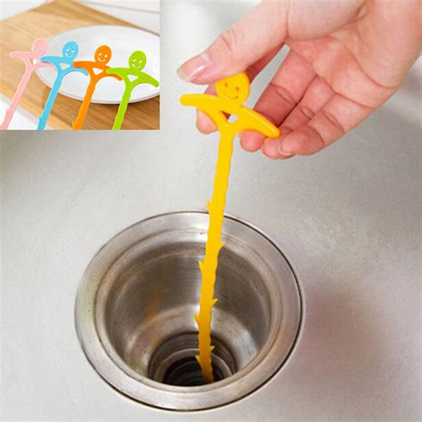 bathroom sink clog remover kitchen sink drain cleaner tool bathroom toliet removal