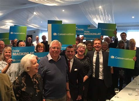Re-selection of Conservative Craig Mackinlay to fight for ...